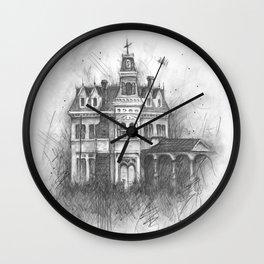 The Creepy and the Kooky Wall Clock