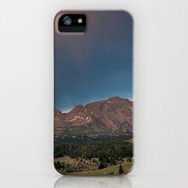 Wind River Range 1970s, Box 3, slide 19 iPhone Case