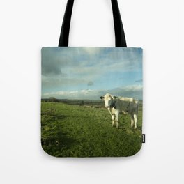 East Somerset Bullock Tote Bag