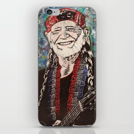 Shotgun Willie iPhone Skin