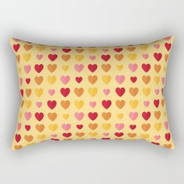 Will you be my Valentine Rectangular Pillow