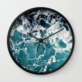 Churning Water Wall Clock
