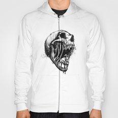 Melting Primal Scream - Skull Hoody