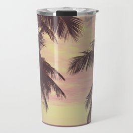 Summer Afternoon Palmtrees Travel Mug