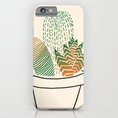 Succulent Study iPhone 6s Slim Case