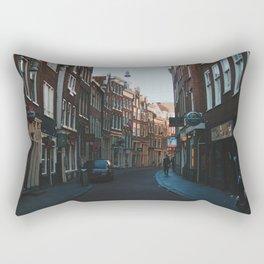 Red Light District I Rectangular Pillow