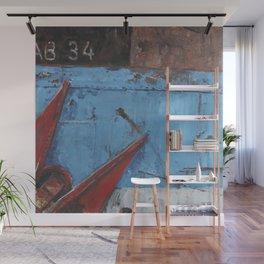 Shipyard Wall Mural