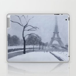 En hiver II Laptop & iPad Skin