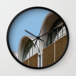 Minimalist Architecture in Germany Wall Clock