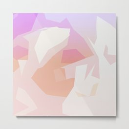 beau abstract 3 Metal Print
