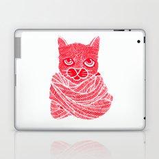 It's a Cat-Wrap Laptop & iPad Skin