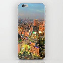 Shibuya, Tokyo, Japan iPhone Skin