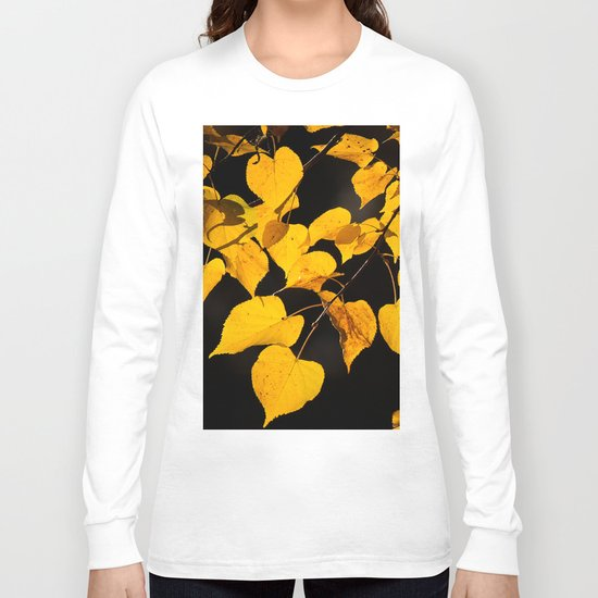 Autumn Foliage Long Sleeve T-shirt