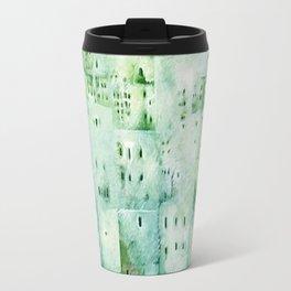 Ascending Houses Travel Mug