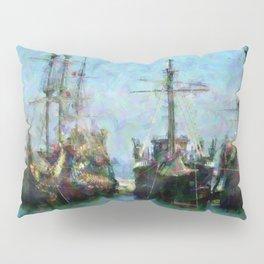 Buccaneers Pillow Sham