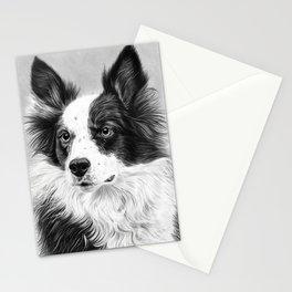 Dog Portrait 02 Stationery Cards