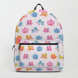 Orchid mantis Backpack