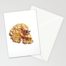 60. Flower Skull Stationery Cards