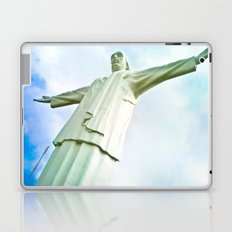 With faith everything is power. Laptop & iPad Skin