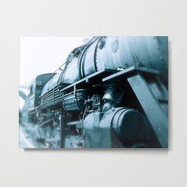 The 734 Metal Print