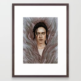 Recordando.  Framed Art Print