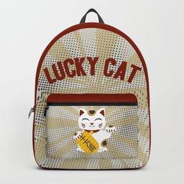 MANEKI NEKO - LUCKY CAT Backpack