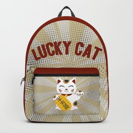 MANEKI NEKO - LUCKY CAT Backpack