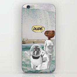 _DUDE iPhone Skin