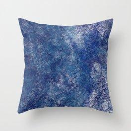 I Dieci Mondi (5.Umanità) Throw Pillow