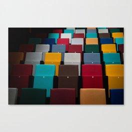 Colorseat Canvas Print