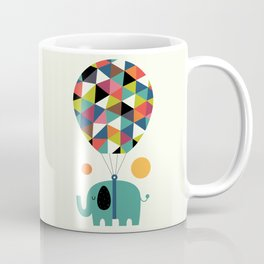 Fly High And Dream Big Coffee Mug
