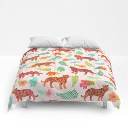 Tigers Comforters
