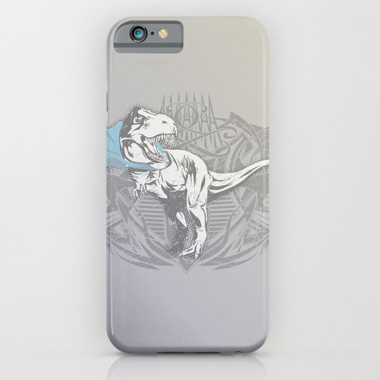 Fearless Creature: Rexy iPhone & iPod Case