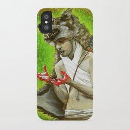 """""""Survival Skills"""" iPhone Case"""