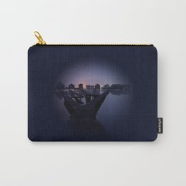Houses on the lake Carry-All Pouch