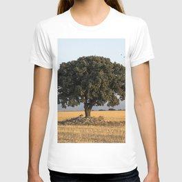 The lone tree T-shirt