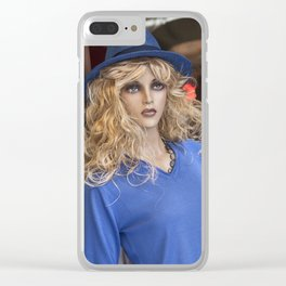 Mannequin 85 Clear iPhone Case