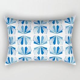 Paper plane Rectangular Pillow