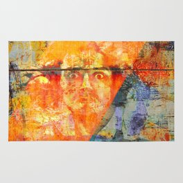 Gustave Courbet Rug
