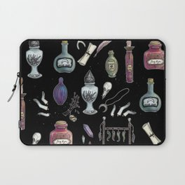 Witches' Stash Laptop Sleeve