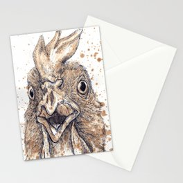 Good Morrow Giang Stationery Cards