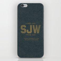 SJWs iPhone & iPod Skin