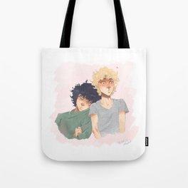 Sudden Realisation of Affection Tote Bag