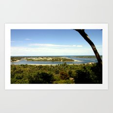 Lakes Entrance ~ Australia Art Print