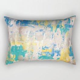 Forgotten Places Rectangular Pillow