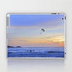 Sunset on Patong Beach Laptop & iPad Skin