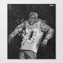 IGOR THE GOAT Canvas Print
