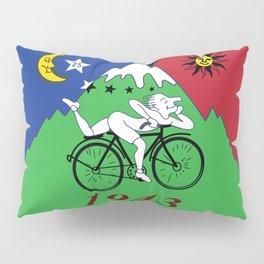 Bicycle Day 1943 Albert Hofmann LSD Pillow Sham