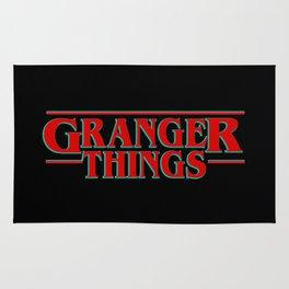 Granger Things ! Rug