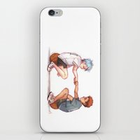 kuroko iPhone & iPod Skins featuring Basketball Boys by AndytheLemon